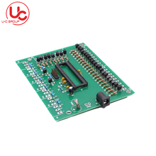 Intelligent control board design pcb &pcba assembly manufacture