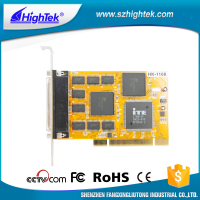 HighTek HK-1108 PCI to 8-port RS232 Card , 8 RS-232 serial ports