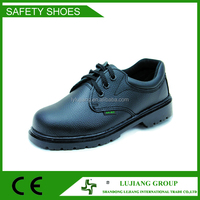 high quality csa steel toe safety footwear black