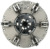 2015 New Style Best Quality Cheaper Non-Asbestos Clutch Disc