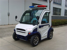 Car security/electric patrol car with 2 seater