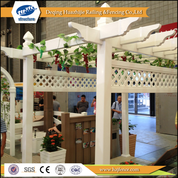 Wholesale High quality Safety chinese style pergola