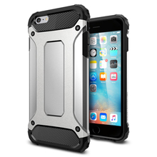 Dual Layer Ultimate Rugged Protection Armor Tech Case for iPhone 6
