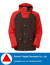 2014 High Quality Waterproof Windproof Warm Outdoor Ski Jacket For Mens