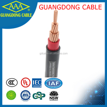 VV 25mm2 cable cu conductor pvc jacket foshan electrical cable
