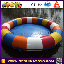 Plate Boat Inflatable for water sport game