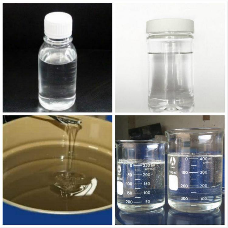 High quality and competitive silicone oil price