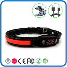 Pet LED Dog Collar Night Safety LED Flashing Glow LED Pet Supplies Dog Cat Collar