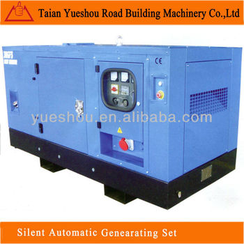 Silent Generating Set from 10KW to 2000 KW