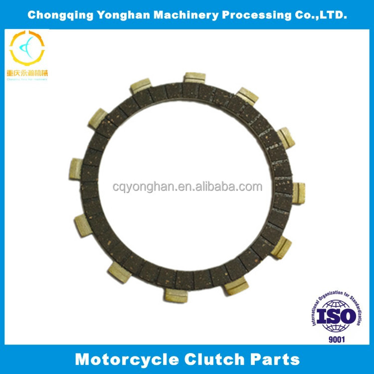 AX100 Chongqing clutch disk For Motorcycle Engine Parts