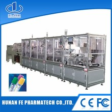Blood Collection Tube Vacuum and Nest Filling machine