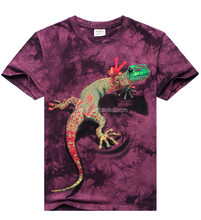 3D Printing Animal Gecko T-shirt with OEM Design