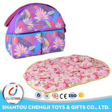 Multifunctional foldable disposable baby sleeping cot baby travel bed bag