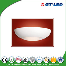 New design indoor EMC approved dimmable wall bracket light fitting