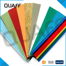 QUAFF Heat Transfer Vinyl Sheets PU/PVC/Glitter Heat Transfer Film T-shirt Vinyl