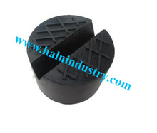 rubber vulcanized rubber jacking pad