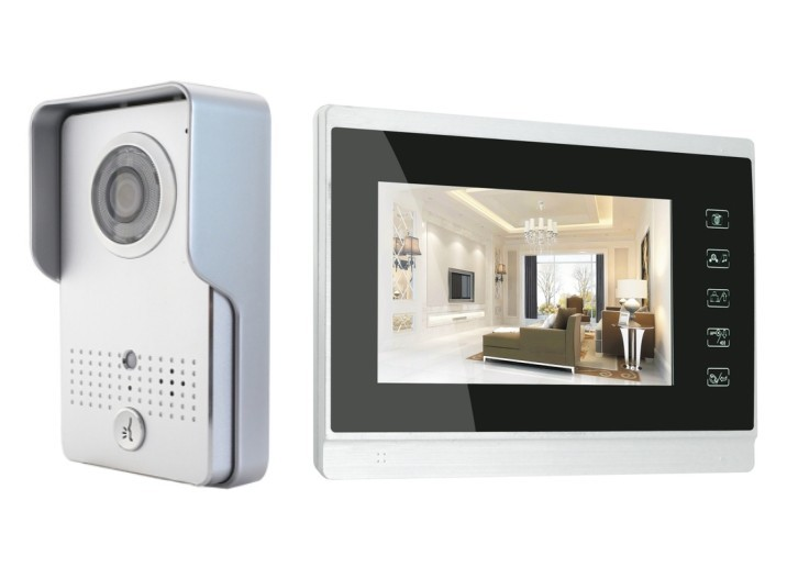 Shenzhen factory ACTOP home two-way security video door intercom