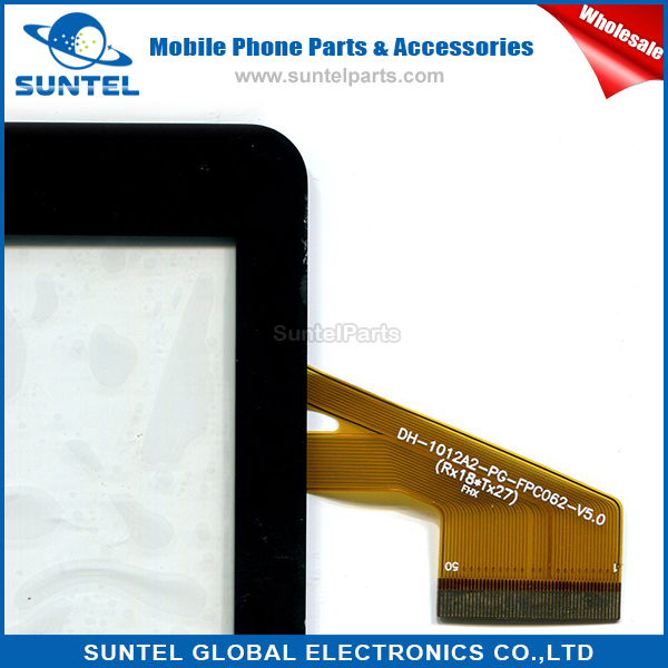 New 10.1 inch Tablet Capacitive Touch Screen Digitizer Replacement For DH-1012A2-PG-FPC062-V5.0