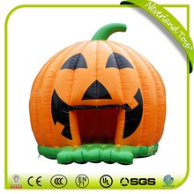 Hot sell giant halloween decoration inflatable pumpkin with factory price
