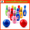 Children S Educational Toys Wooden Bowling