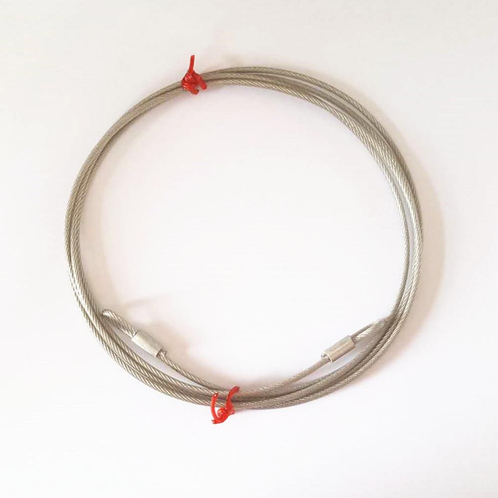 Wholesale wire rope steel ferrule - Online Buy Best wire rope steel ...