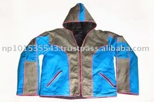 new cotton (drill) jacket for men/fashionable cotton jacket/designer cotton jacket