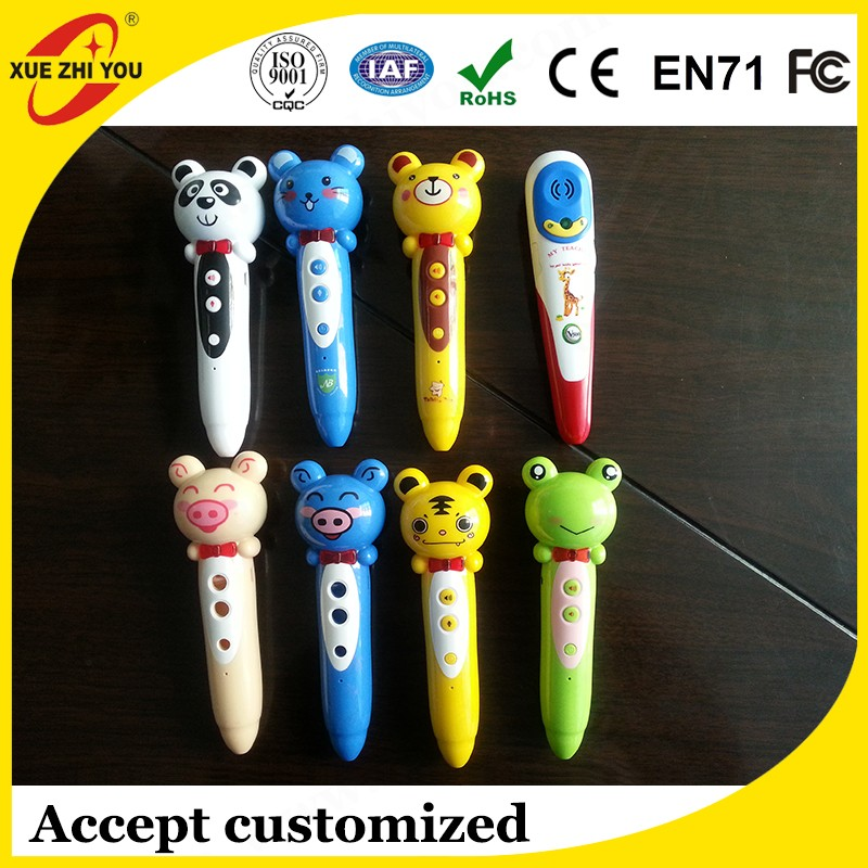 English Speaking Pen touch pen read Electronic toys for kid