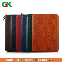 multi-function universal tablet leather case for ipad ,leather for ipad case