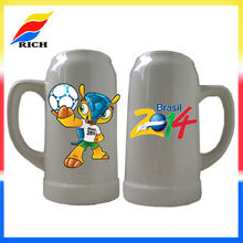 Wholesale stoneware beer stein mugs for sale