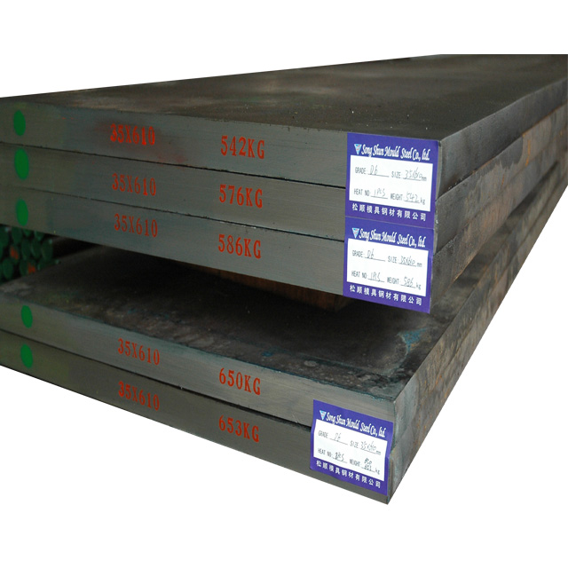 AISI P20+S 1.2312 Hot Rolled Mild Plastic Mould Steel Sheet Plate Price Per Kg