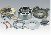 spare parts for Rexroth A10VG63 hydraulic pump