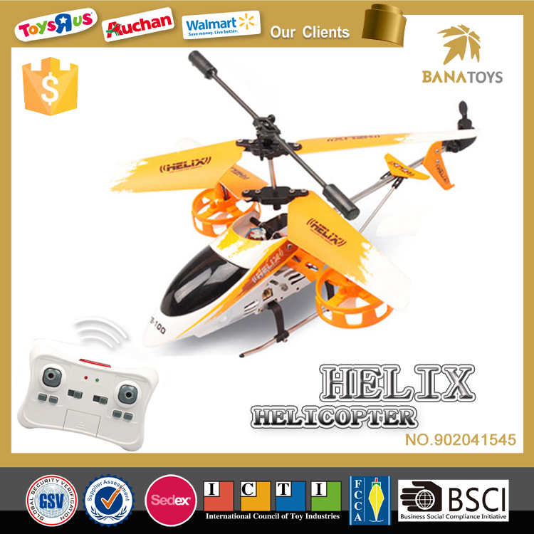 2016 Popular helix helicopter toys 4ch aircraft helicopter