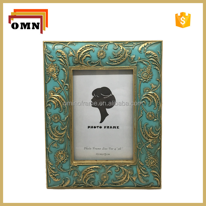 Classic Home Decorative Resin Photo Frame