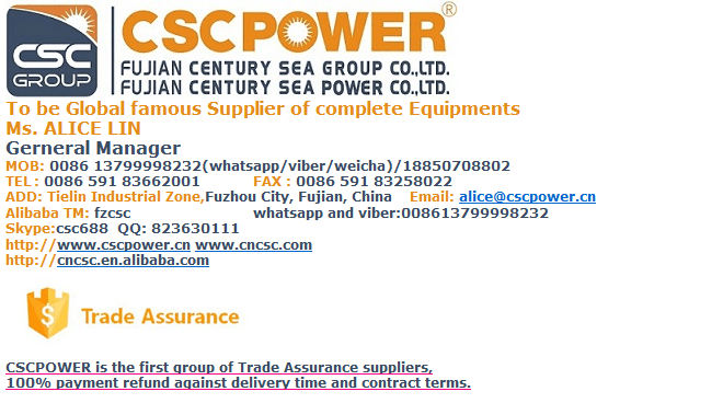 Best Supplier !!! fishing trawlers 1T ice machine from CSCPOWER