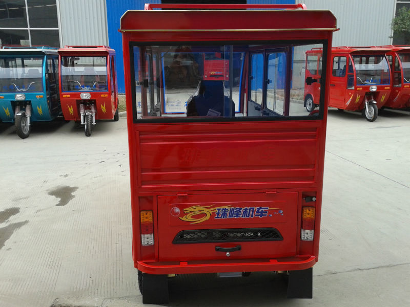 Bajaj style three wheel rickshaw for sale in China