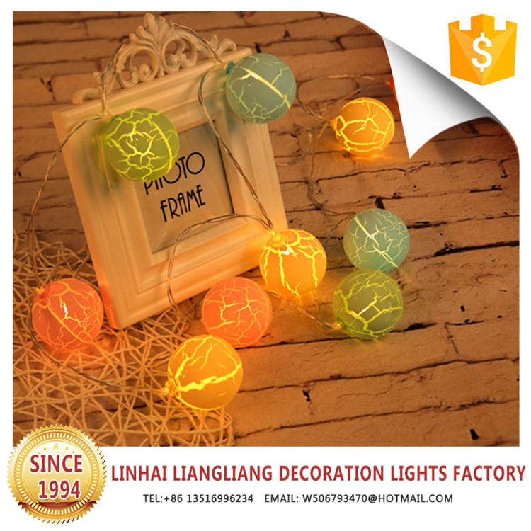 2017 new product battery operated led string fairy lights