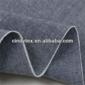 21*21 drapery soft waterproof polyester cotton shirting fabric