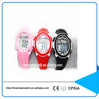 Digital waterproof sports watch digital finger ring watch