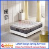 High end box spring 100% natural latex mattress ML2014-5
