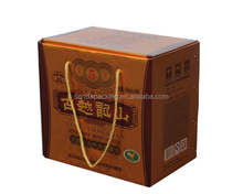 New Corrugated paper CCNB Super Carton Shipping Box