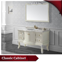 Waterproof cupboard bathroom wash basin cabinet HS-A819