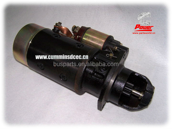 diesel engine parts starter motor 4983068,with high quality and low cost