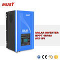 Must Hot Sale Pure Sine Wave 6000W DC to AC Power Inverter 24V to 110V Solar Inverter