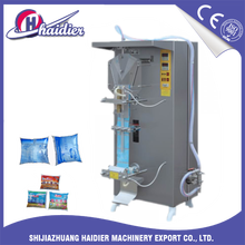 Stainless steel electric automatic liquid stick pack packing machine water milk filing packing machine