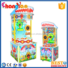 2015 Newest Lottery Game machine Greedy Snake Kids Coin Operated Game Machine