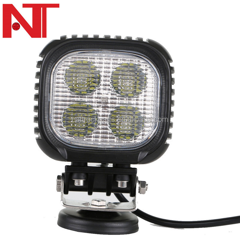40W Led Work Light Floodbeam truck trailer led work light 12v led worklight offroad waterproof