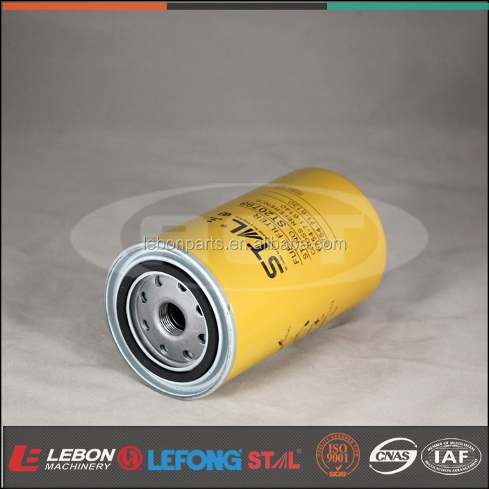 6D107 PC200-8 Fuel Filter 6754-71-6140 used for excavator