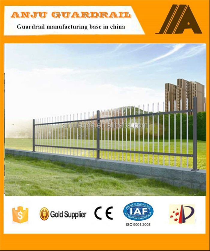 DK008 Cheap price cast iron fence for Garden/House/home