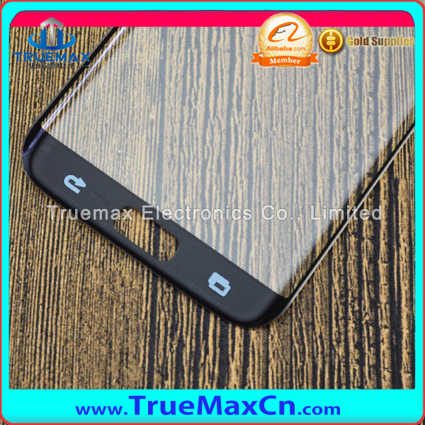 Wholesale Mobile LCD Lens Front Glass Touch Glass For Samsung S7 Edge