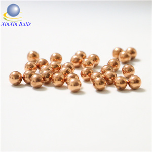 conductive large 4.5mm brass ball copper ball sphere 8.8 mm